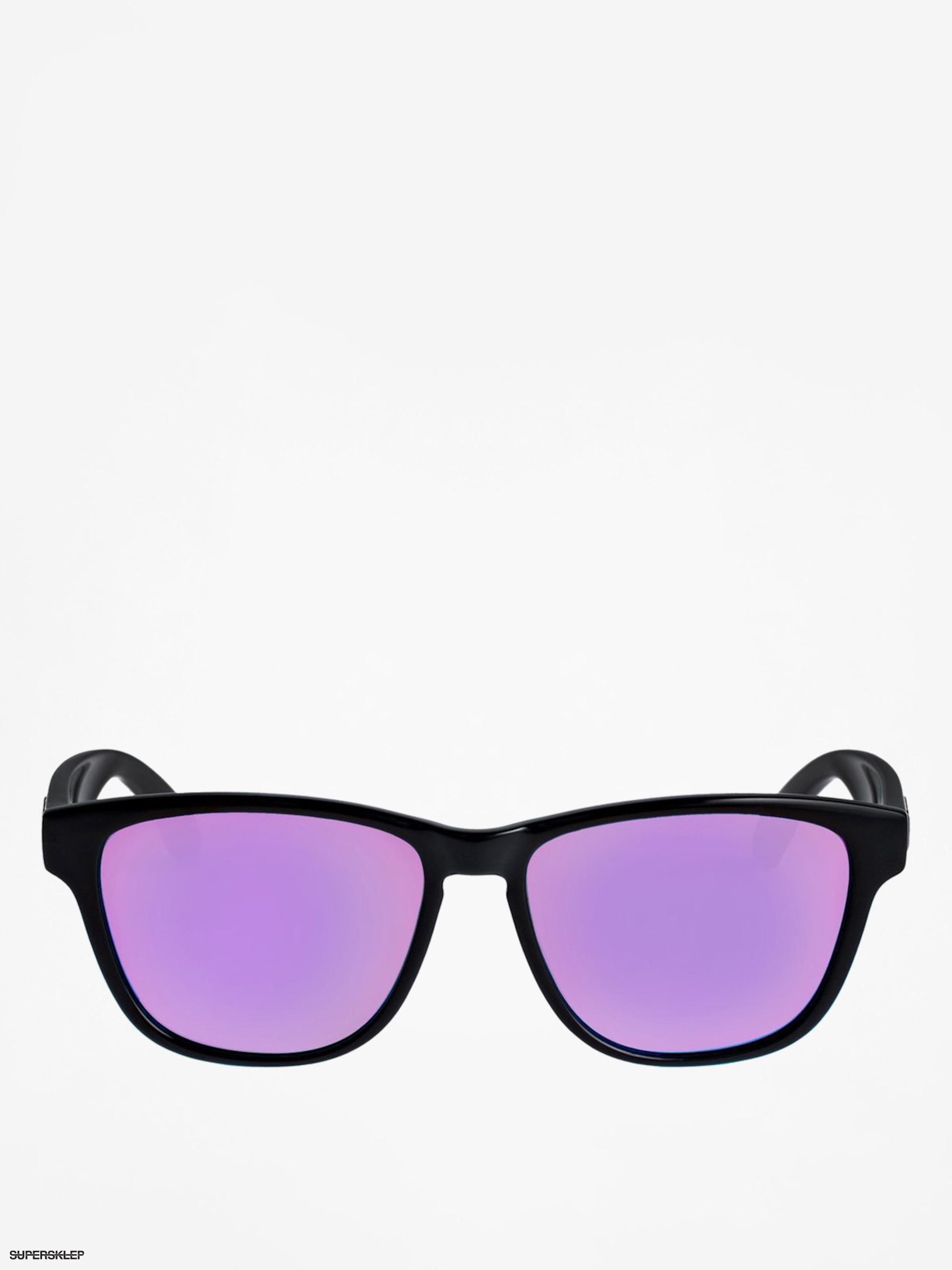 919e3a228 Slnečné okuliare Roxy Mini Uma Wmn (shiny black/ml purpl)