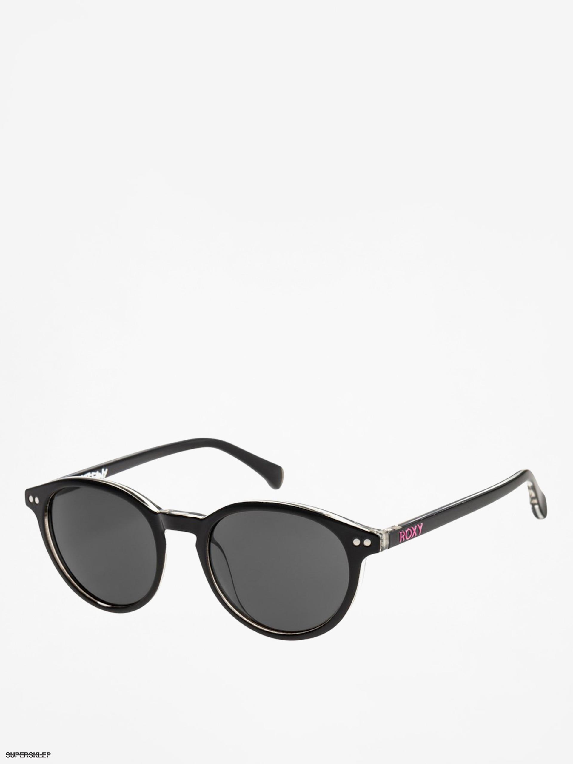 Slnečné okuliare Roxy Stefany Wmn (shiny black white g) 3a660b22abd