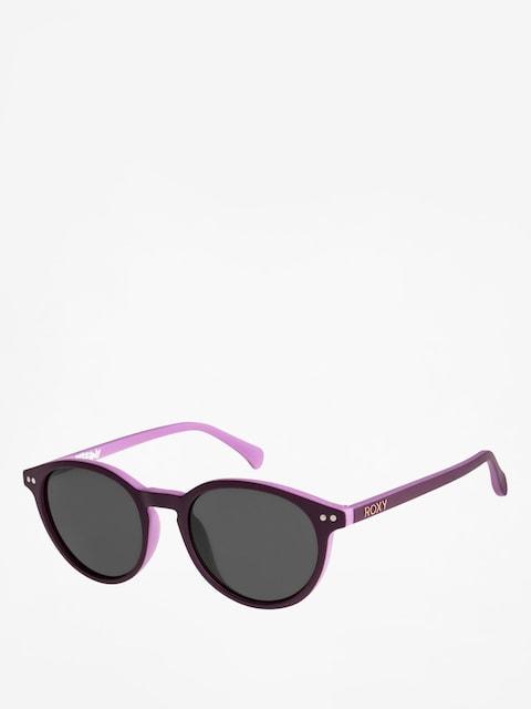Slnečné okuliare Roxy Stefany Wmn (matte purple/grey)