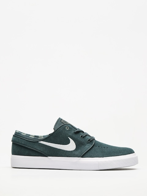 Topánky Nike SB Zoom Stefan Janoski (deep jungle/white clay green white)
