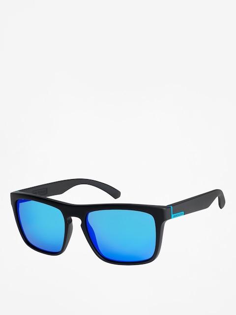 Slnečné okuliare Quiksilver The Ferris (blk mat/blu ch)