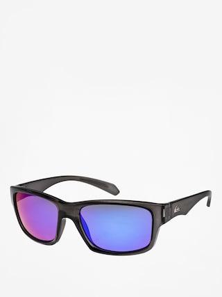 Slnečné okuliare Quiksilver Off Road (smoke/ml blue)