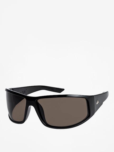 c11ba2ab4 Slnečné okuliare Quiksilver Knockout (shiny black red/gre)