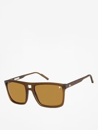 Slnečné okuliare Quiksilver Brigade (matte c br/min g p b)