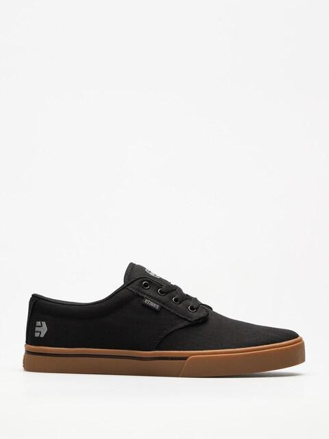 Topánky Etnies Jameson 2 Eco (black/gum/silver)