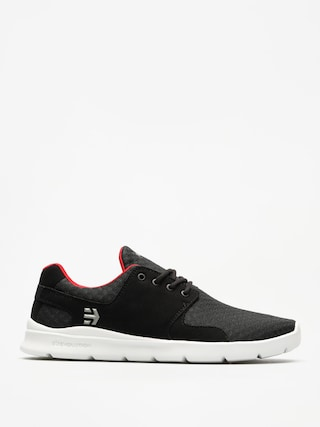 Topánky Etnies Scout Xt (black/white/red)