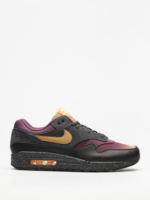 Topánky Nike Air Max 1 Premium (anthracite/elemental gold pro purple)