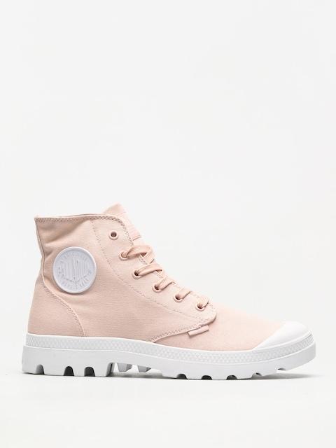 Topánky Palladium Blanc Hi (peach whip)