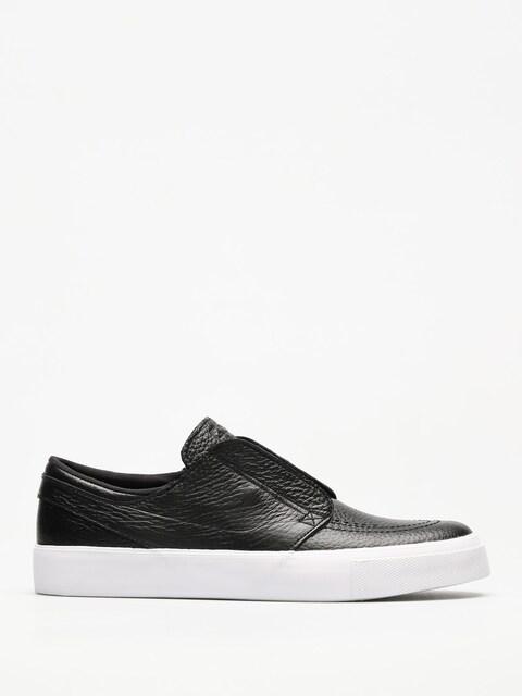 Topánky Nike SB Sb Zoom Janoski Ht Slip (black/black gunsmoke white)