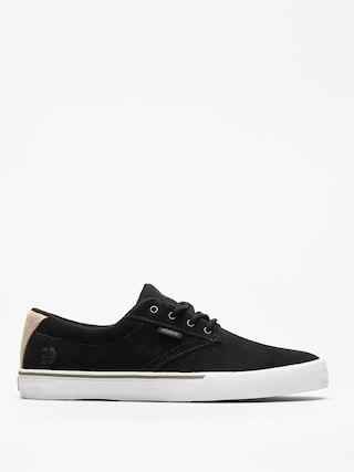 Topánky Etnies Jameson Vulc (black/white/silver)