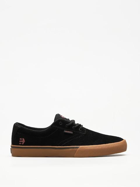 Topánky Etnies Jameson Vulc (black/tan/red)