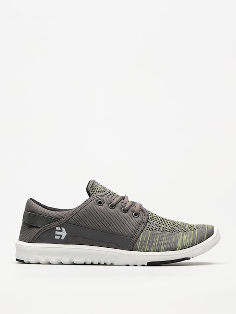 Topánky Etnies Scout Yb (grey/green)