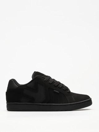 Topu00e1nky Etnies Fader 2 (black/black/black)