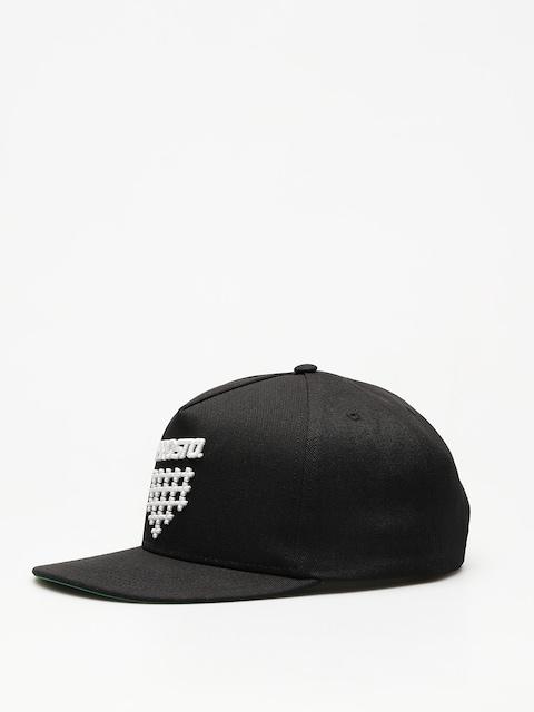 Šiltovka Prosto Snapback Hills ZD (black)