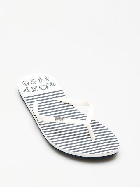 Plážovky Roxy Viva Stamp II Wmn (white)
