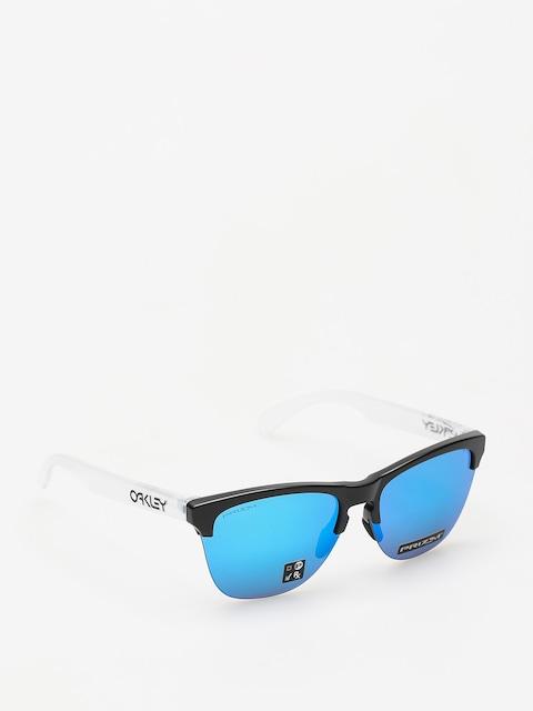 Slnečné okuliare Oakley Frogskins Lite (matte black/matte clear/prizm sapphire iridium)