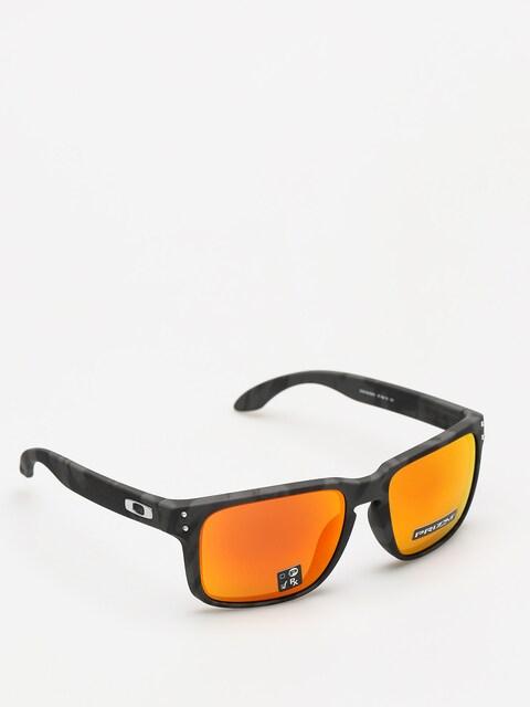 Slnečné okuliare Oakley Holbrook (black camo/prizm ruby)