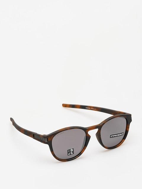 Slnečné okuliare Oakley Latch (matte brown tortoise/prizm black iridium)