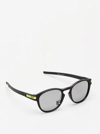 Slnečné okuliare Oakley Latch (matte black/chrome iridium)