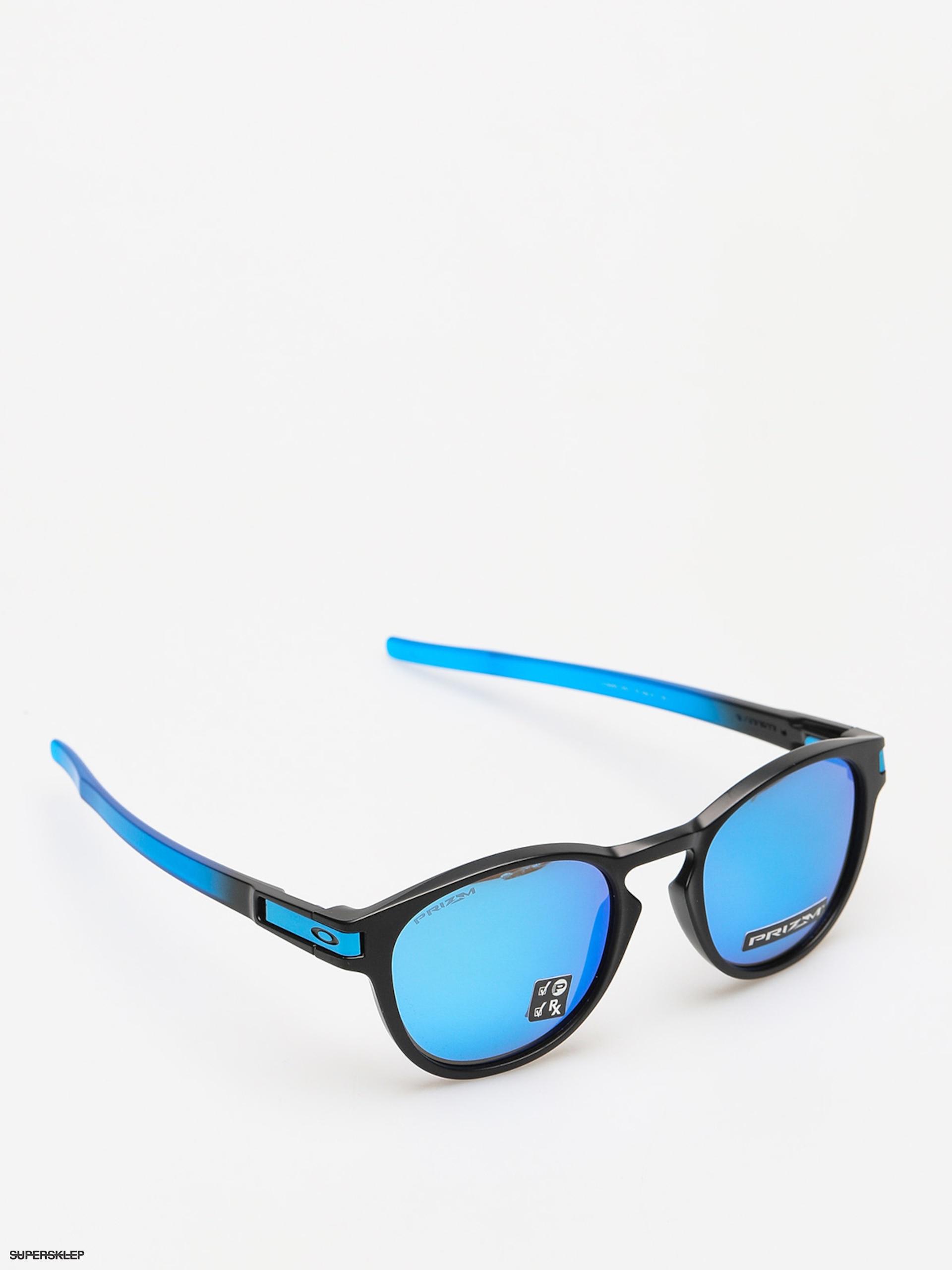 Slnečné okuliare Oakley Latch (sapphire fade prizm sapphire polarized) bd64b131a10