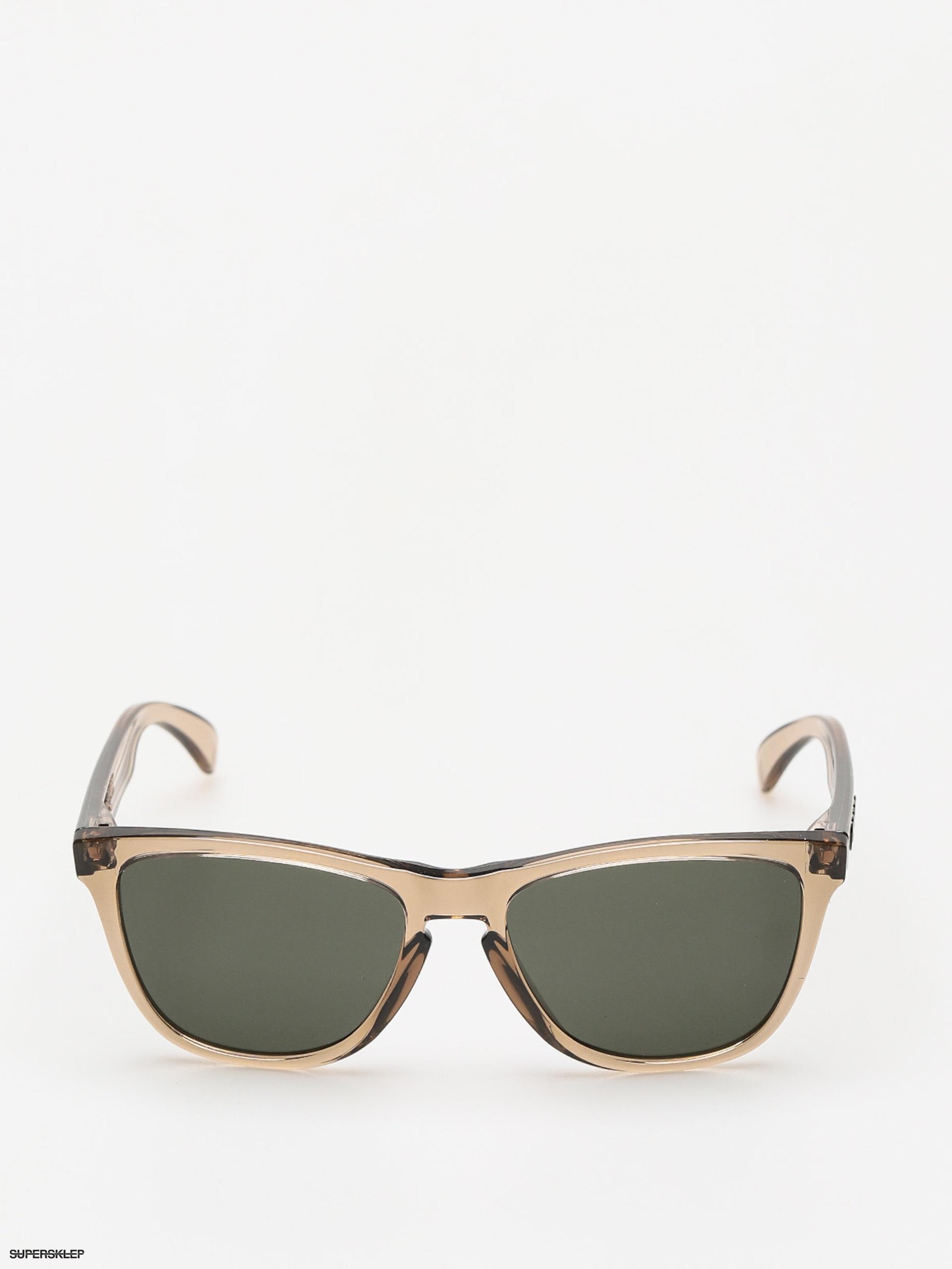 405bd1027 Slnečné okuliare Oakley Frogskins (sepia/dark grey)