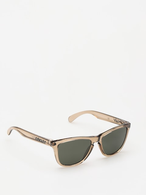 Slnečné okuliare Oakley Frogskins (sepia/dark grey)