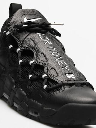 Topánky Nike Air More Money (black/metallic silver black)