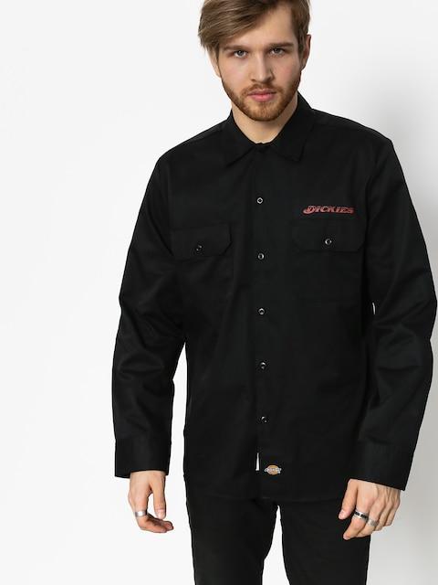 Košeľa Dickies Mentone (black)