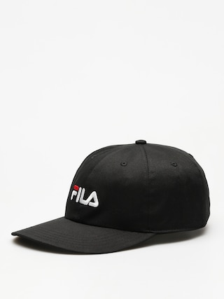 Šiltovka Fila Dad Linear Strap Back ZD (black)