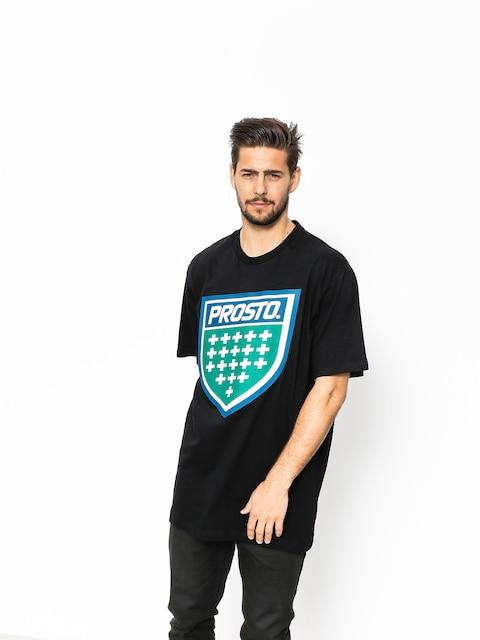 Tričko Prosto Shield XVIII (black)
