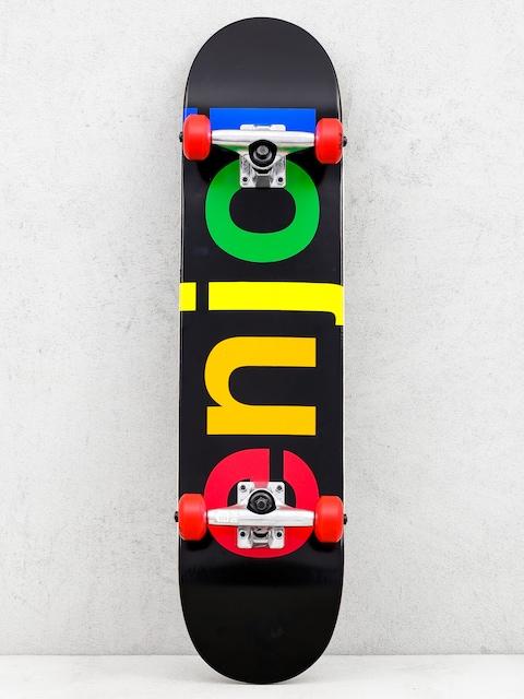 Skateboard Enjoi Specrtum Resin (black)