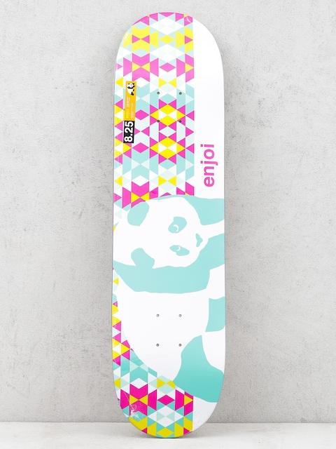 Doska Enjoi Mosaic Panda R7 (teal)