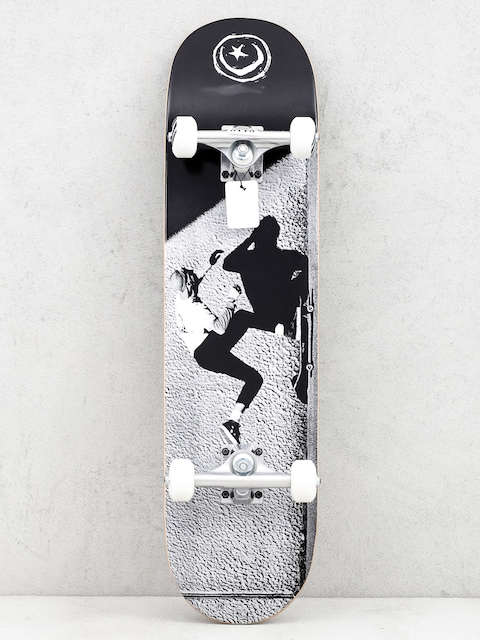 Skateboard Foundation Jgb Push (black/white)