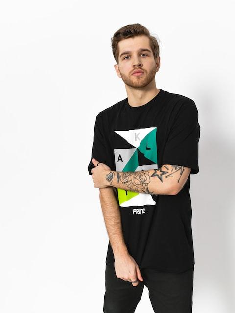 Tričko Prosto Shimmy (black)