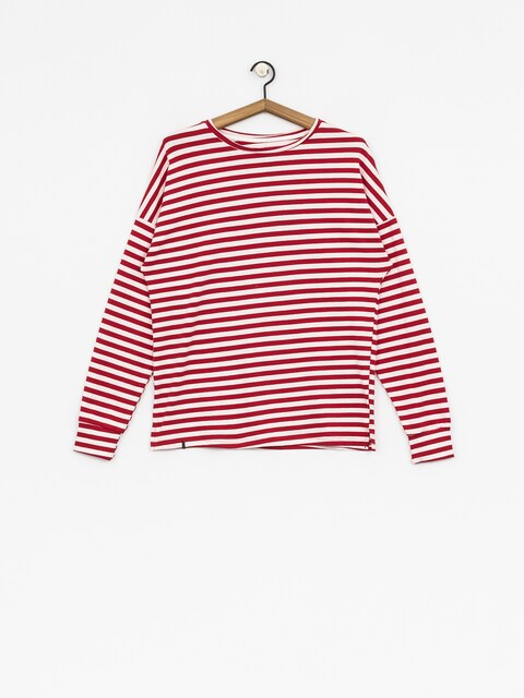Triko The Hive Stripes Wmn (red/white)