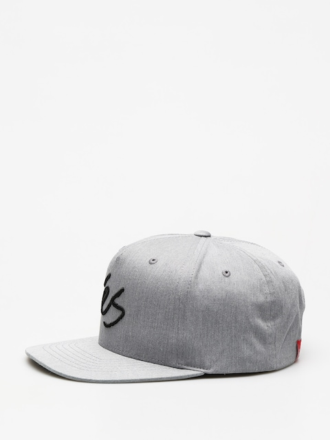 Šiltovka Es Script Snapback ZD (grey/heather)