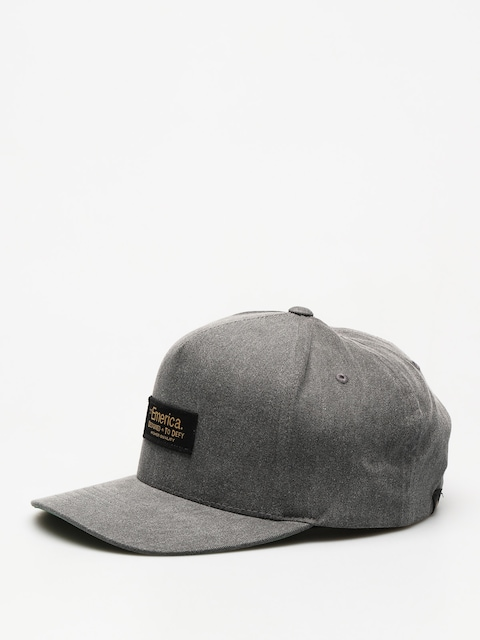 Šiltovka Emerica Defy Snapback ZD (grey/heather)