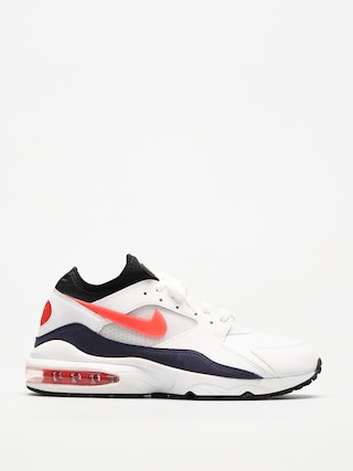 Topánky Nike Air Max 93 (white/habanero red neutral indigo black)