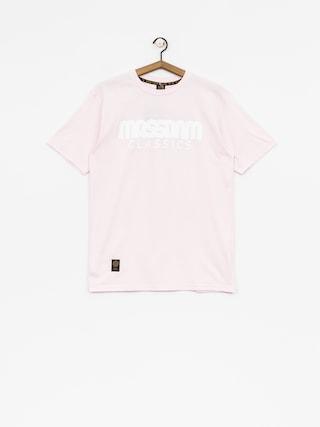 Tričko MassDnm Classics (light pink)
