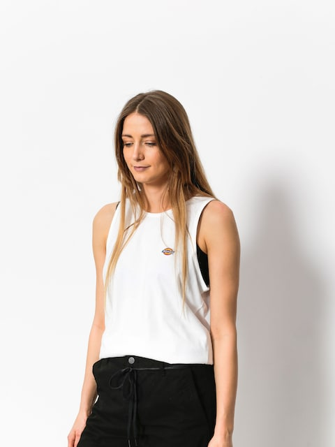 Tričko Dickies Wickett Wmn (white)