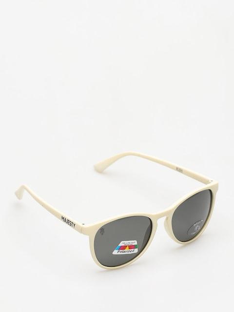 Slnečné okuliare Majesty Rush (beige/smoke lens)