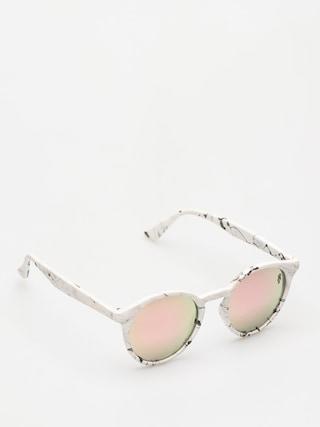 Slnečné okuliare Majesty Lynx (marble/pink gold mirror lens)