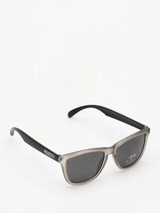 Slnečné okuliare Majesty Frosted (Grey/Black Smoke Lens)