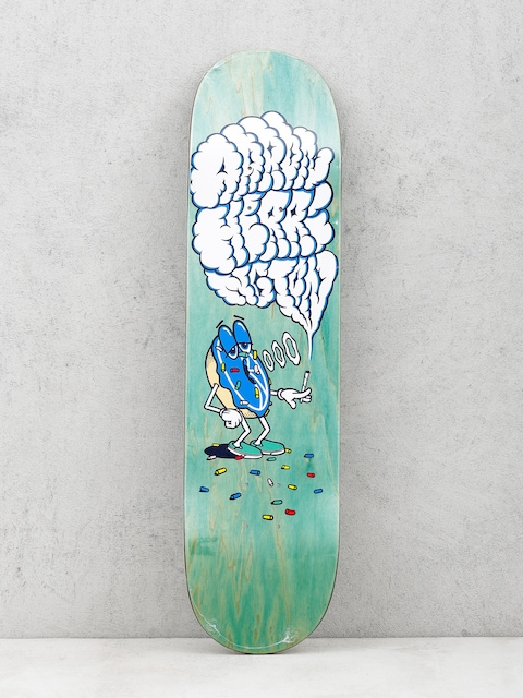 Doska Polar Skate Smoking Donut Aaron Herrington (green)