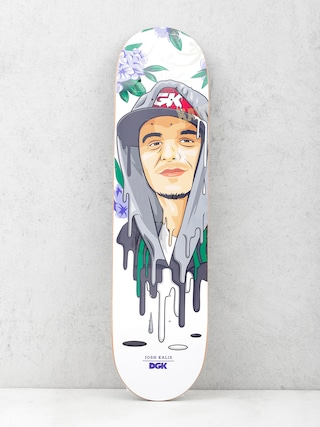 Doska DGK Kalis Murked (white/purple)