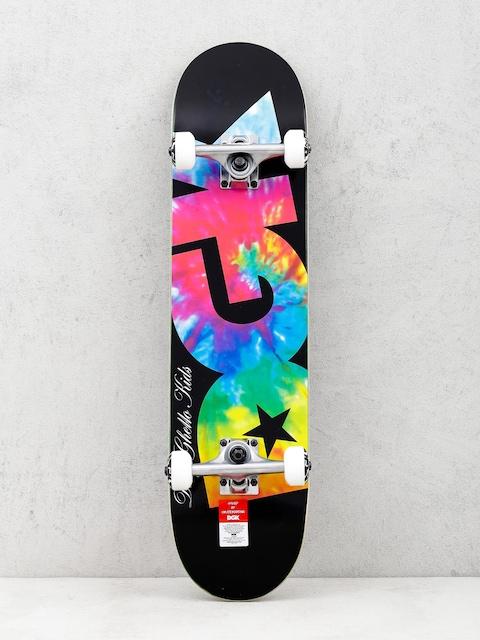 Skateboard DGK Dont Trip (black/multi)