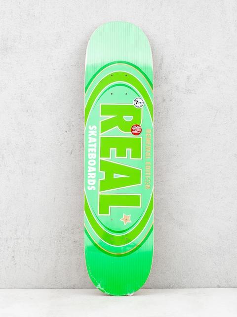 Doska Real Oval Remix (green)