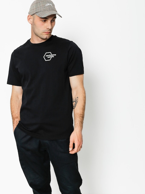 Tričko New Balance Numeric New Hex (black)