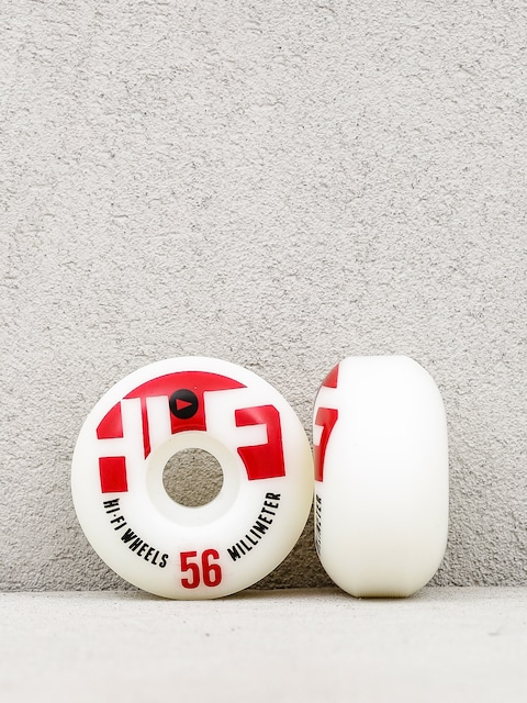 Kolieska Stereo HiFi Logo (red/white)
