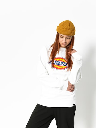 Mikina Dickies Harrison Wmn (white)